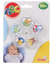 ABC Star Shape Water Filled Teether