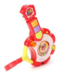ABC Musical Toy - Red
