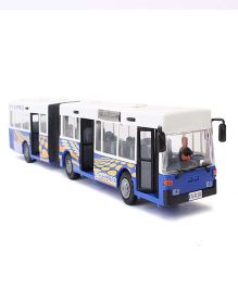 Dickie City Express Bus Toy - Blue