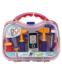 Simba Doctor Case With Mobile - Blue