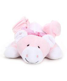 Bottle Snugglers Feeding Time Helpers - Adorable Pinky Pig