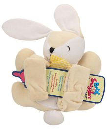 Bottle Snugglers Feeding Time Helpers - Beautiful Bunny