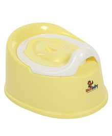 Sunbaby Potty Training Seat -  Yellow