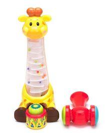 PlayGo Giraffe Marbles Fun - Multicolor