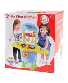 PlayGo My First Kitchen - Multicolour