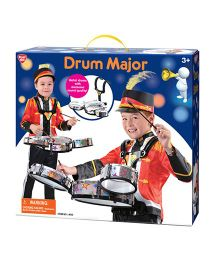 PlayGo Drum Station Multicolor - 4 Pieces