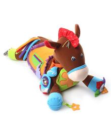 K's Kids Tony The Pony Soft Toy - Brown