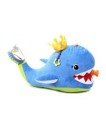 K's Kids Big Blue Whale - Blue