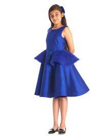 Kidology Tutu Dress - Royal Blue