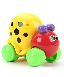 Push And Go Honey Bee Toy - Yellow And Red
