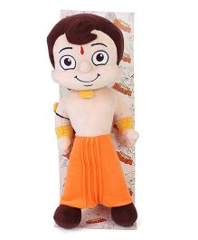 Chhota Bheem Plush Toy Multi Color - 40 cm