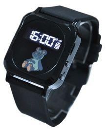 Egreen Tech Kids GPS Watch - Black