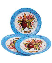 Motu Patlu Paper Plate - Pack Of 10