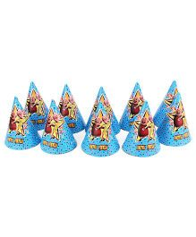 Motu Patlu Paper Hats - Pack Of 10