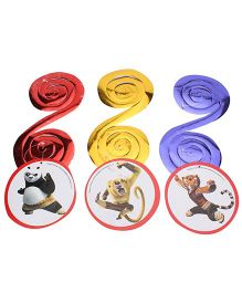 Kung Fu Panda Dangling Swirls - 3 Pieces