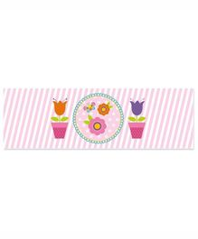 Prettyurparty Butterfly Wrist Bands - Pink