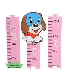 Height Measuring Chart - Pink