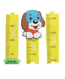 Height Measuring Chart - Yellow