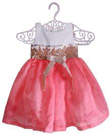 PinkCow Dress - Pink