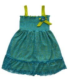 Tiny Closet Cover Up Dress - Blue