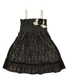 Tiny Closet Cover Up Dress - Black