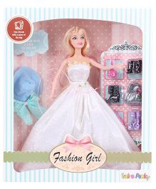 Fashion Girl Doll Set Pink - 29 cm