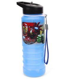 Avenger Bottom Grip Sipper Bottle Blue - 650 ml