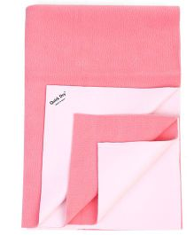 Quick Dry Bed Protector Salmon Rose - Extra Large