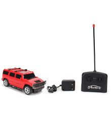 Remote Controlled Toy Car - Red