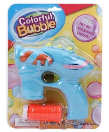 Fun Bubble Gun - Blue