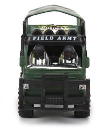 Military Car Toy - Green