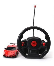 Articulated RC Toy Car - Red