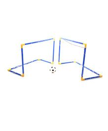 Baby's Football Set - Blue And Yellow