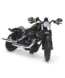 Maisto Harley Davidson Sports Iron Motorcycle - Black