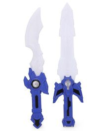 Musical Space Sword Toy - Blue