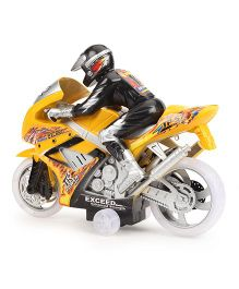 Exceed Motorcycle Toy - Yellow