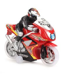 Exceed Motorcycle Toy - Red