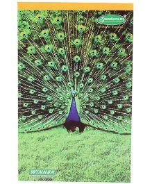 Sundaram Winner Single Line Long Notebook - 76 Pages