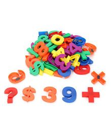 Learning Magnetic Numbers -  56 Pieces