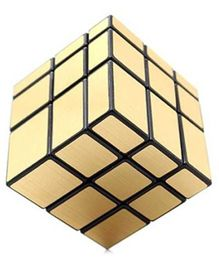A2B Magic Mirror Cube - Golden