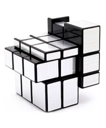 A2B Magic Mirror Cube - Silver