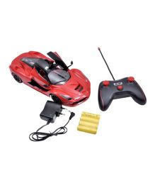 A2B Rechargeable Remote control Car - Red