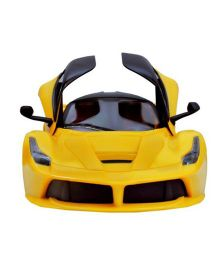 A2B Rechargeable Remote control Car - Yellow