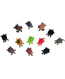 A2B Turtles Plastic Toys - Multi Color