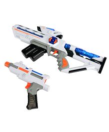 Simba PF Space Defender - White