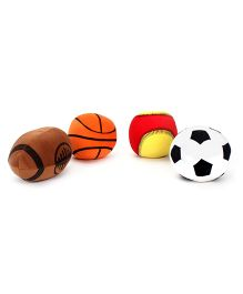 Baby Sports Ball - Set Of 4 Balls