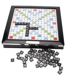 Mattel Scrabble Deluxe Scrabble Game