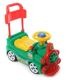 Kids Zone Baby Loco Ride  On - Green