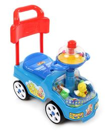 Kids Zone Funny Ride On (Color May Vary)