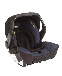 Graco Rear Facing Snugfix Evo Car Seat - Navy Blue